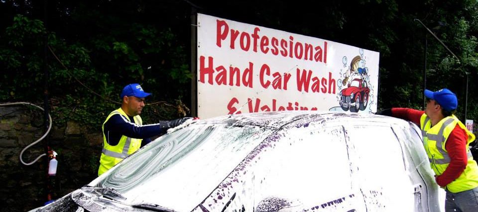 car wash Churchtown